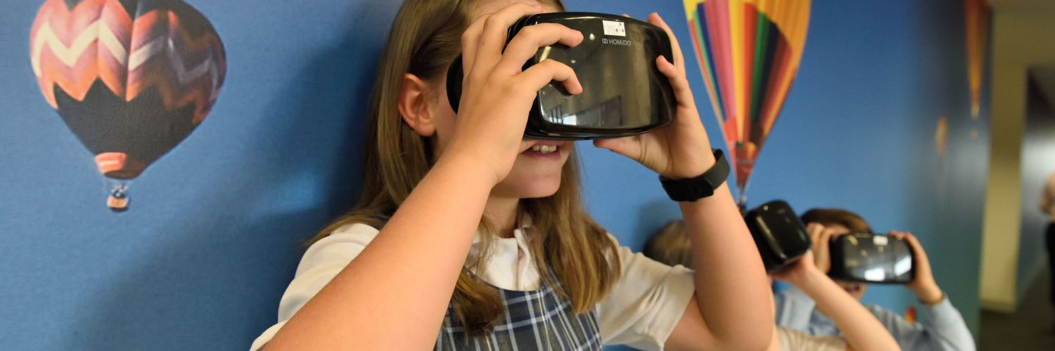 STEAM After School - Virtual Reality