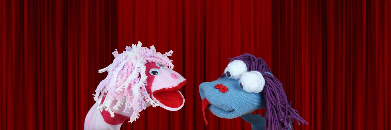Online Christmas Puppet Show