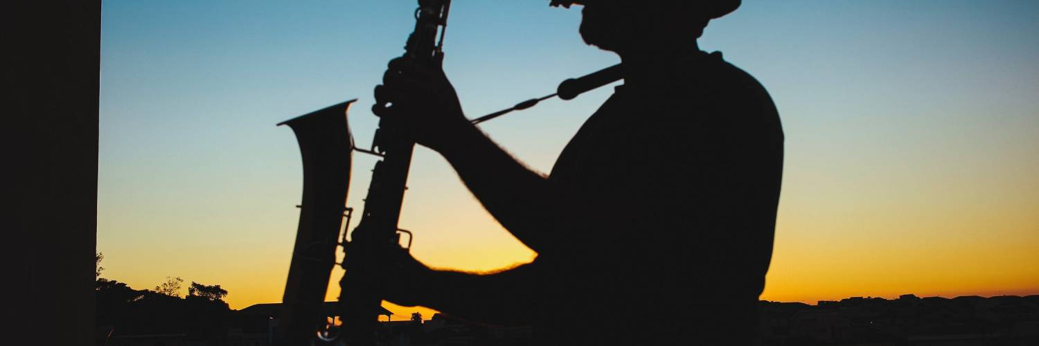 Live Jazz & Blues Music In The Library