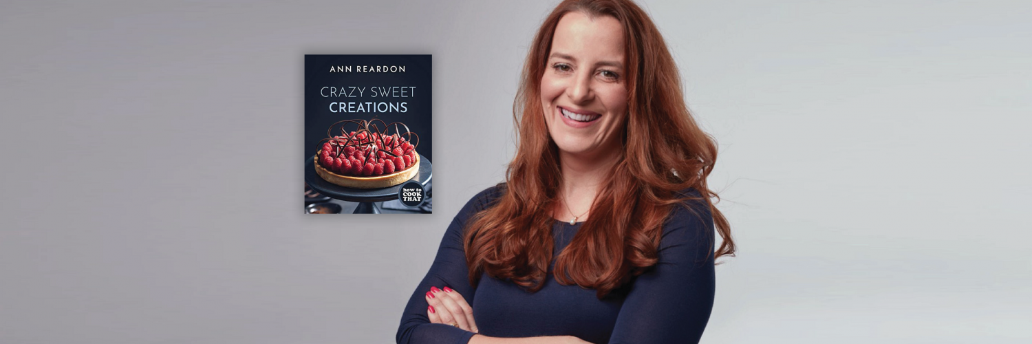Meet And Greet Ann Reardon, YouTube Star And Author Of 'Crazy Sweet Creations'!