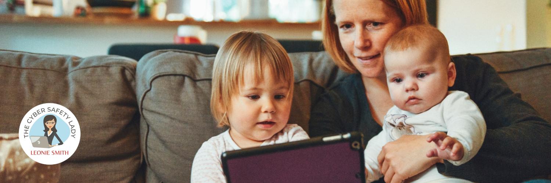 The Cyber Safety Lady - Digital Parenting Webinar